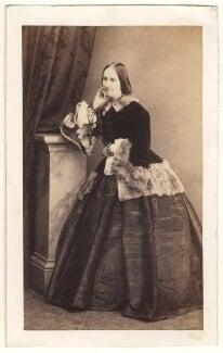 Mrs Graham, by C. Schwartz & Co - NPG Ax46393