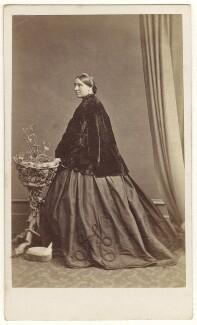 Mrs Ainslie Walker, by Hills & Saunders - NPG Ax46433