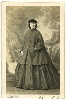 Frances Fownes (née Somerville), Lady Maxwell-Lyte, by Alexandre Ken - NPG Ax46448