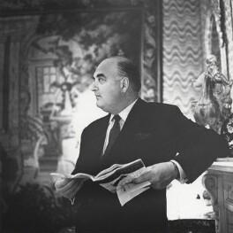Arthur George Weidenfeld, Baron Weidenfeld, by Godfrey Argent - NPG x165887