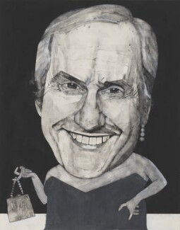 Dick Emery, by Barry Fantoni, 1960s-1970s - NPG  - © National Portrait Gallery, London
