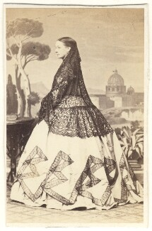 Hon. Sophia Felicité de Rodes (née Curzon), by Michele Mang & Co - NPG Ax46298