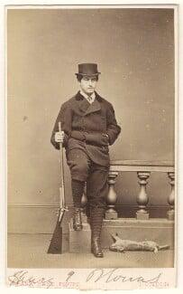 Henry Edmund Blount, by Frank Haes - NPG Ax46313