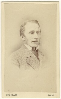 Francis Vansittart Chapman, by John Chancellor - NPG Ax46306