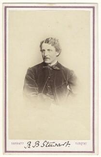 Robert Balfour Stewart, by John Barratt - NPG Ax46304