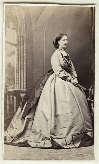 Emma Eliza Stafford-Jerningham (née Gerard), Lady Stafford, by Ferrando - NPG Ax46316