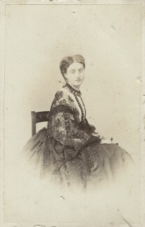 Mrs Hamilton, by Ferrando - NPG Ax46413