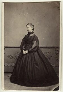 Hon. Frances Margaret Maria Talbot, by J.W. Gilmor - NPG Ax46351