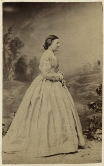 Madame de la Haye, by Ferdinand Jean de la Ferté Joubert - NPG Ax46384
