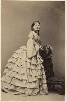 Louisa (née Grattan), Lady Esmonde, by Hennah & Kent - NPG Ax33507