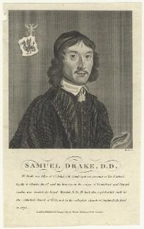 Samuel Drake, by Andrew Birrell, after  Unknown artist - NPG D23297