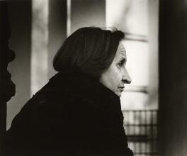 Elisabeth Lutyens, by John Vere Brown - NPG x68295