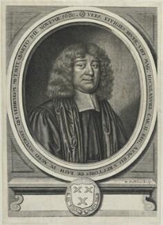 Joseph Glanvill (Glanville), by William Faithorne - NPG D22747