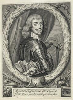 Sir Bevil Grenville, by William Faithorne - NPG D22752