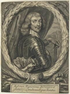 Sir Bevil Grenville, by William Faithorne - NPG D22753