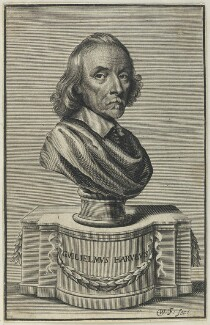 William Harvey, by William Faithorne - NPG D22767