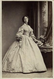 Caroline Margaret ('Lina') (née Chapman), Lady Chapman, by John Chancellor - NPG Ax46317