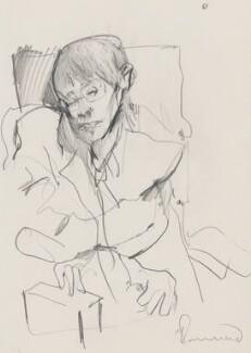 Stephen Hawking, by Yolanda Sonnabend - NPG 6802(1)