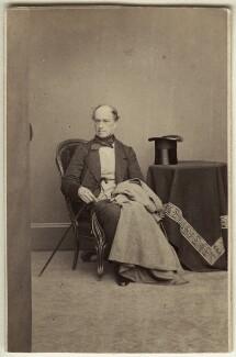 Henry Maxwell, 7th Baron Farnham, by Thomas Cranfield, 1860s - NPG Ax46404 - © National Portrait Gallery, London
