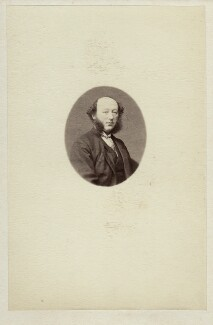 Charles Coleridge, by Lock & Whitfield - NPG Ax46458