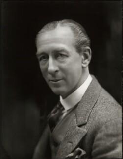 Sir (George) Roderick Jones, by Bassano Ltd - NPG x150803