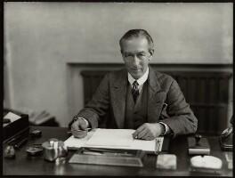 Sir (George) Roderick Jones, by Bassano Ltd - NPG x150804
