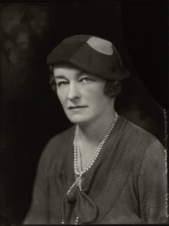 Enid Algerine Bagnold ('Lady Jones'), by Bassano Ltd - NPG x150806
