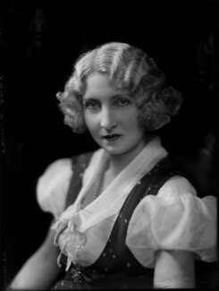 Jessica Williamson (née Harford), Lady Forres, by Bassano Ltd, 17 February 1933 - NPG x150823 - © National Portrait Gallery, London