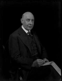 Sir Henry Dudley Gresham Leveson-Gower, by Bassano Ltd - NPG x150829