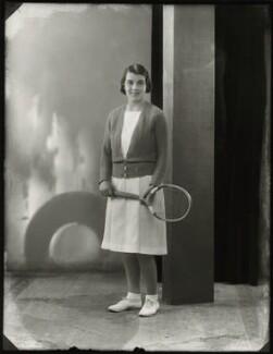 Mary Eileen Whitmarsh, by Bassano Ltd - NPG x150843