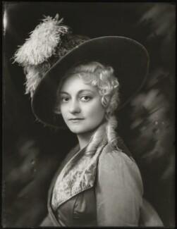 Elena Danieli (Helen Daniels), by Bassano Ltd - NPG x150844