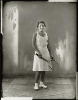 Mary Cartwright Heeley, by Bassano Ltd - NPG x150847