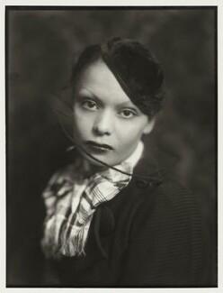 Florence Lambert (née Chuter, later Hole), by Bassano Ltd - NPG x150852