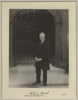 Sir William Arrol, by Sir (John) Benjamin Stone, 1897 - NPG x8273 - © National Portrait Gallery, London