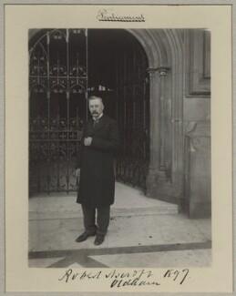 Robert Ascroft, by Sir (John) Benjamin Stone, 1897 - NPG x8275 - © National Portrait Gallery, London