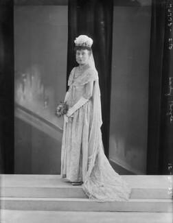 Constance Jane (née Knight), Lady Boyle, by Bassano Ltd - NPG x150861