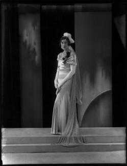 Innes (née Wiehe), Lady Critchett, by Bassano Ltd - NPG x150864