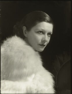 Suzanne Bennett ('Lady Wilkins'), by Bassano Ltd - NPG x150890