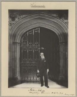 Sir John Brigg, by Benjamin Stone - NPG x8903
