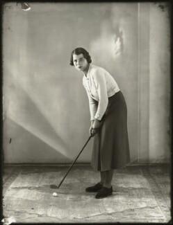 Kathleen Garrham, by Bassano Ltd - NPG x150928