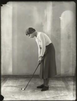Kathleen Garrham, by Bassano Ltd - NPG x150929