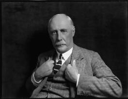 Colin Frederick Campbell, 1st Baron Colgrain, by Bassano Ltd - NPG x150937