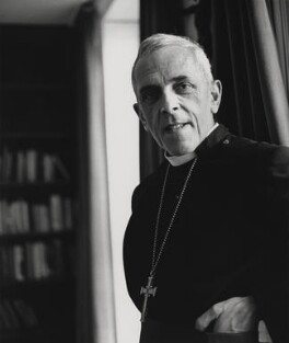 Trevor Huddleston, by Godfrey Argent, 15 October 1969 - NPG x165927 - © National Portrait Gallery, London