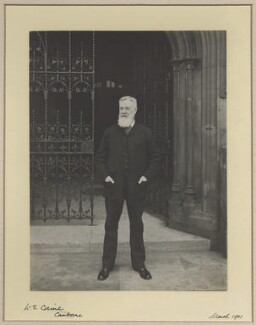 William Sproston Caine, by Benjamin Stone - NPG x9233