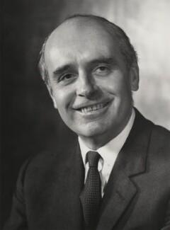 Ralph Hammond Innes, by Godfrey Argent - NPG x12120