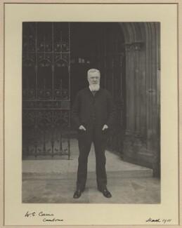 William Sproston Caine, by Benjamin Stone - NPG x9234