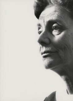 Dame Celia Johnson, by Godfrey Argent - NPG x165934
