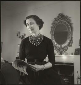 Anne Eleanor Scott-James (Lady Lancaster), by John Gay - NPG x128638