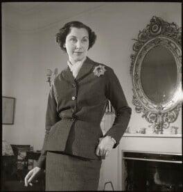 Anne Eleanor Scott-James (Lady Lancaster), by John Gay - NPG x128639