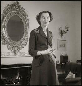 Anne Eleanor Scott-James (Lady Lancaster), by John Gay - NPG x128643